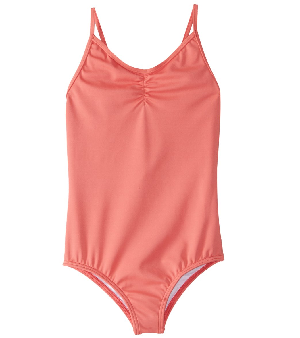 933f95fc74111 Billabong Girls' Sol Searcher One Piece Swimsuit (4-14) at SwimOutlet.com -  Free Shipping