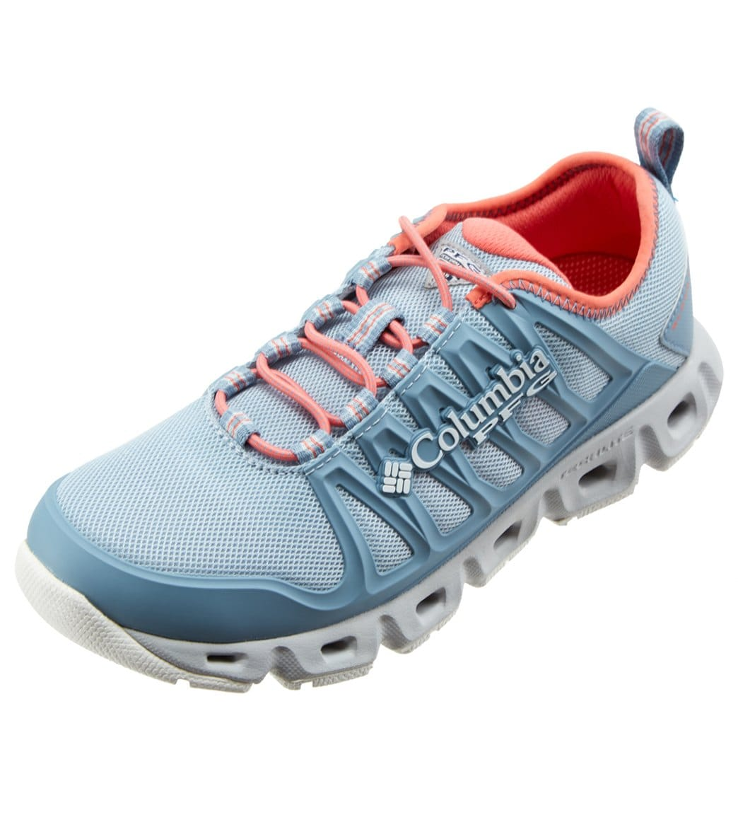 57f2a61caed6 Columbia Women s Megavent II PFG Boat Shoe at SwimOutlet.com - Free Shipping