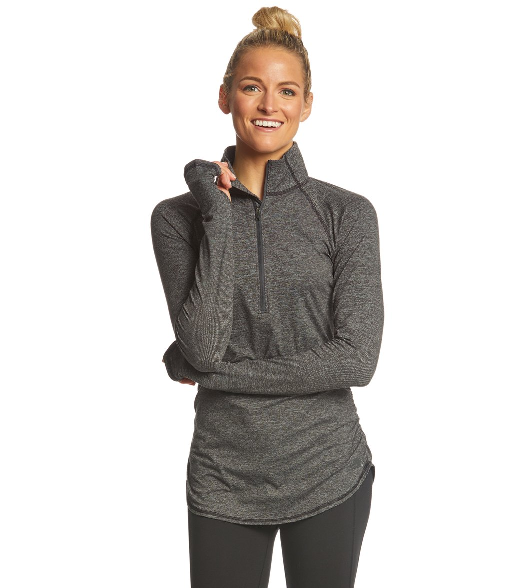 73c9ab844 The North Face Women's Motivation Stripe 1u002F2 Zip