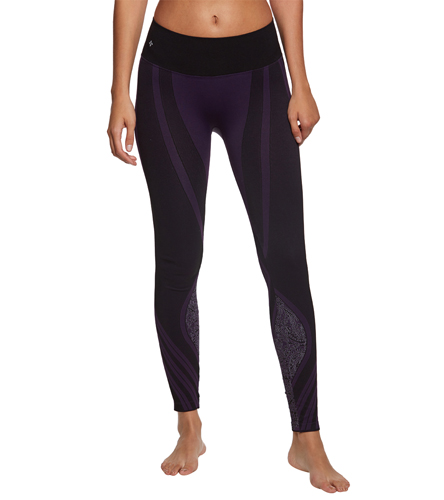 NUX Vera Seamless Yoga Leggings At YogaOutlet.com