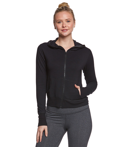 NUX Gramercy After Yoga Hoodie At YogaOutlet.com