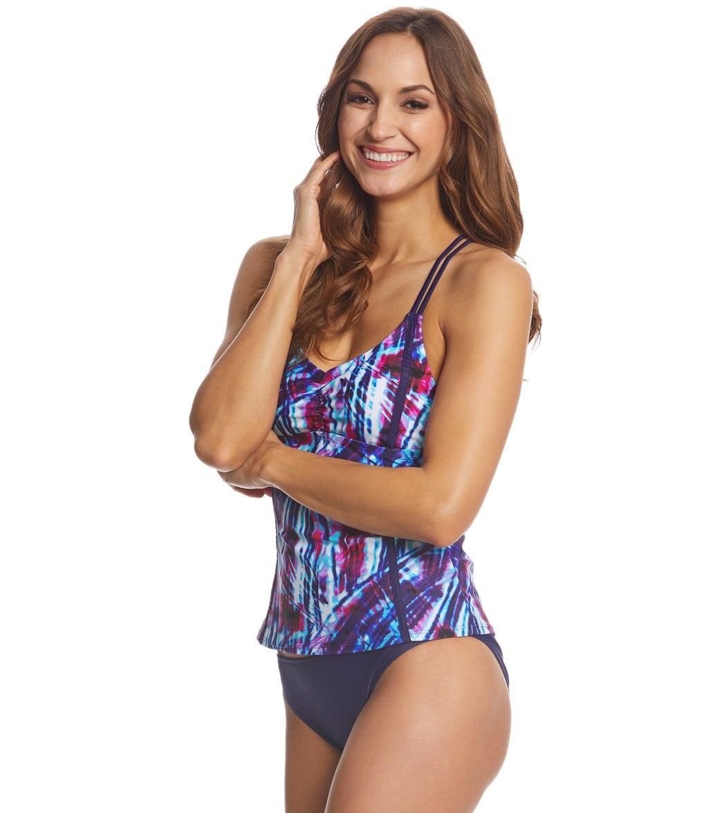 Adidas Mujer eléctrica Palma en Palma Strappy Adidas Criss Cross Tankini en 3c6cf14 - sfitness.xyz