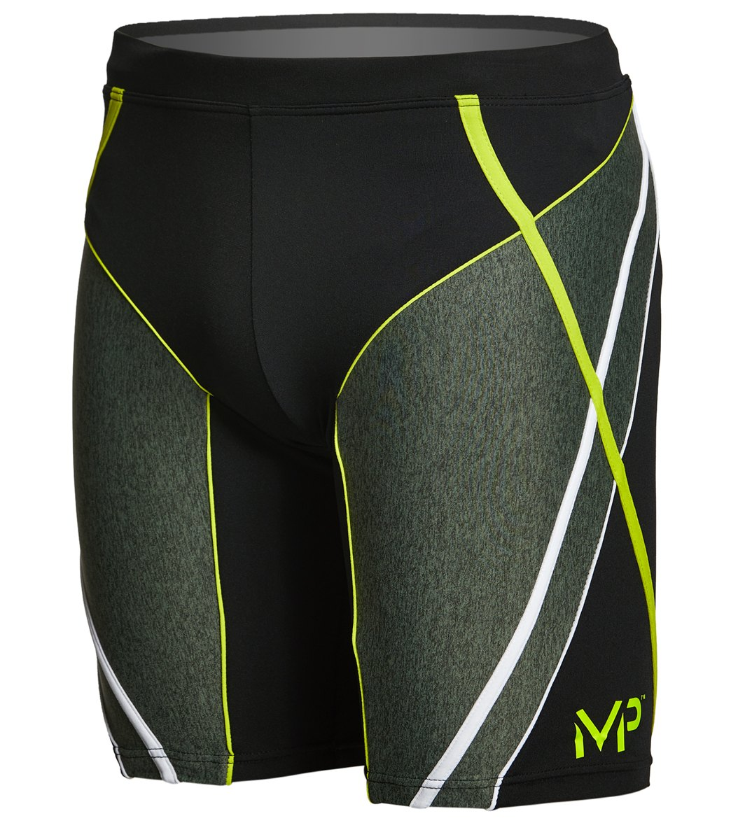 d6165dd0a4 MP Michael Phelps Men's Fast MP Jammer Swimsuit at SwimOutlet.com