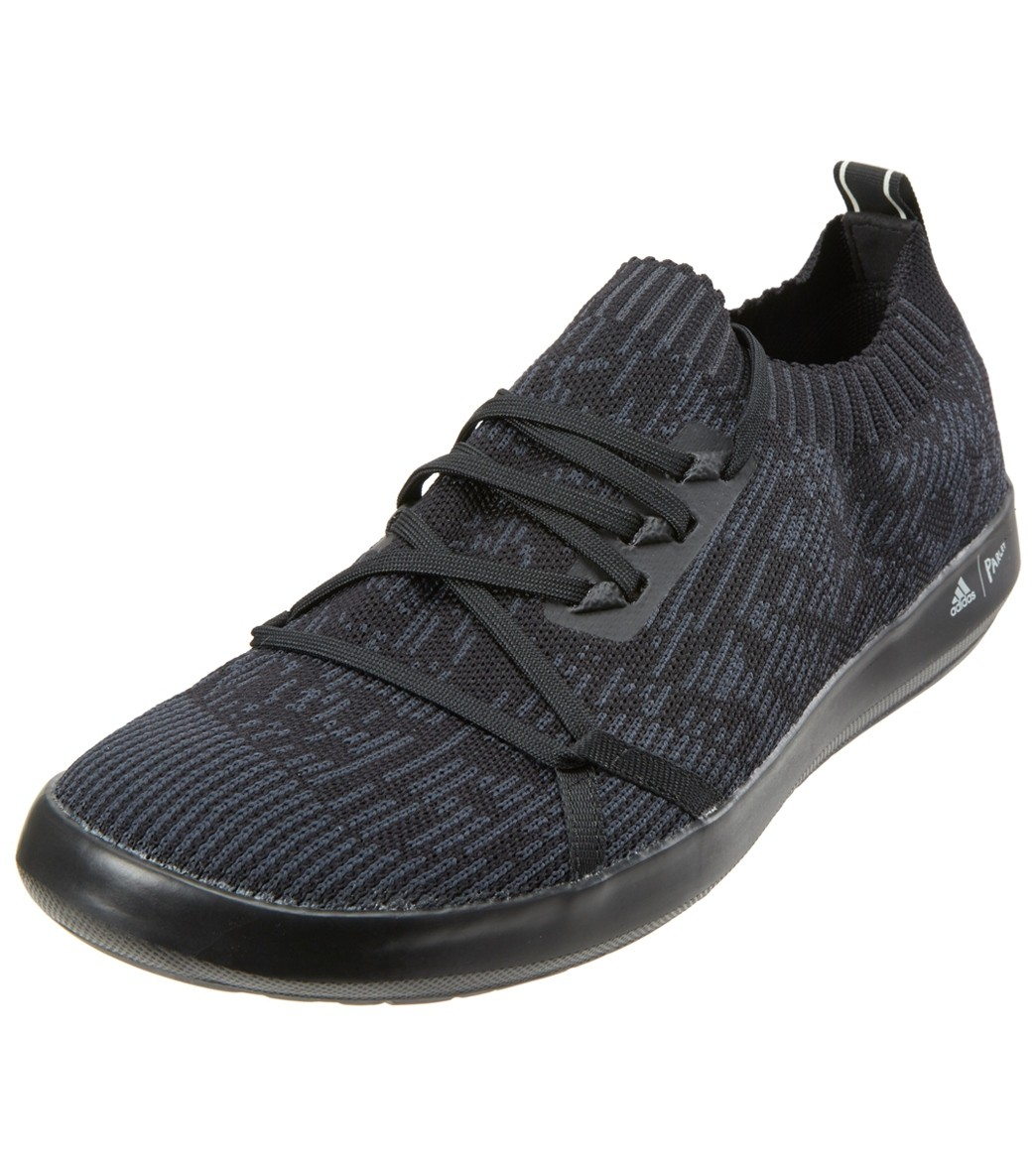 detailed look 2beaa 3d677 Adidas Mens Terrex Boat DLX Parley Water Shoe at SwimOutlet.com - Free  Shipping