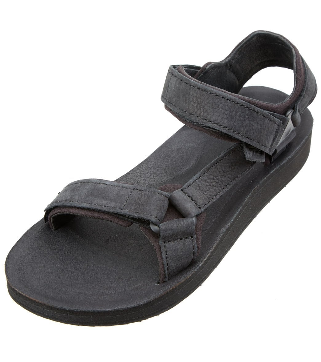 56a9e0dfb8828b Teva Women's Original Universal Premier-Leather Sandal at SwimOutlet.com - Free  Shipping