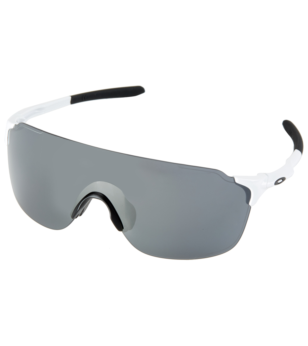 1cb0dd658cbe8 Oakley Men s EVzero Stride Iridium Lens Sunglasses at SwimOutlet.com - Free  Shipping
