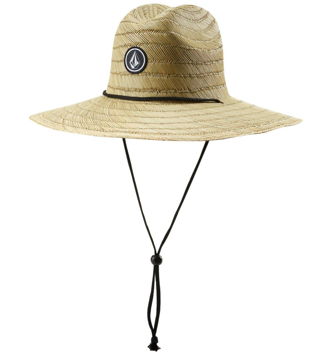 844546aac Volcom Quarter Straw Lifeguard Hat