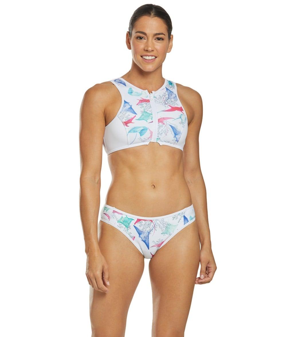 ffad0b2669381 Akela Surf Women's Dive In Reversible Duck Tex Bottom at SwimOutlet ...