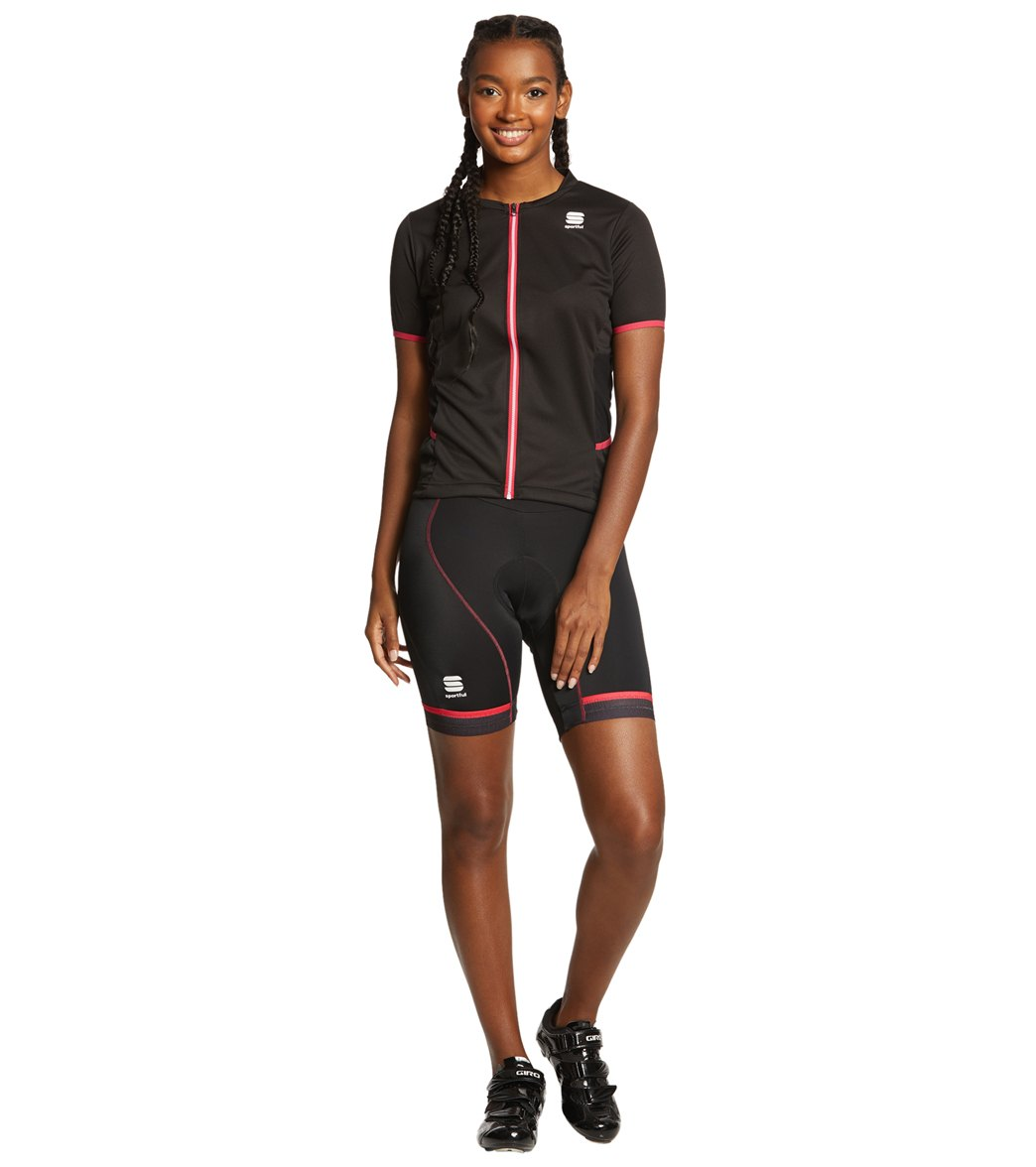 Sportful Women s Luna Cycling Jersey at SwimOutlet.com - Free Shipping 33e77aeee
