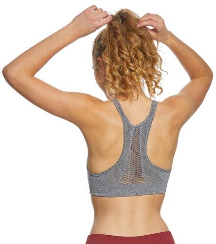 13df1b53d3 Marika Skylar Seamless Yoga Sports Bra at YogaOutlet.com