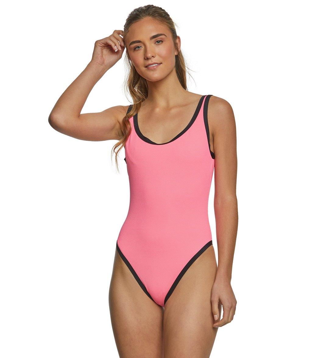 70f977c84b Eidon Culebra Jenny Tank One Piece Swimsuit at SwimOutlet.com - Free  Shipping