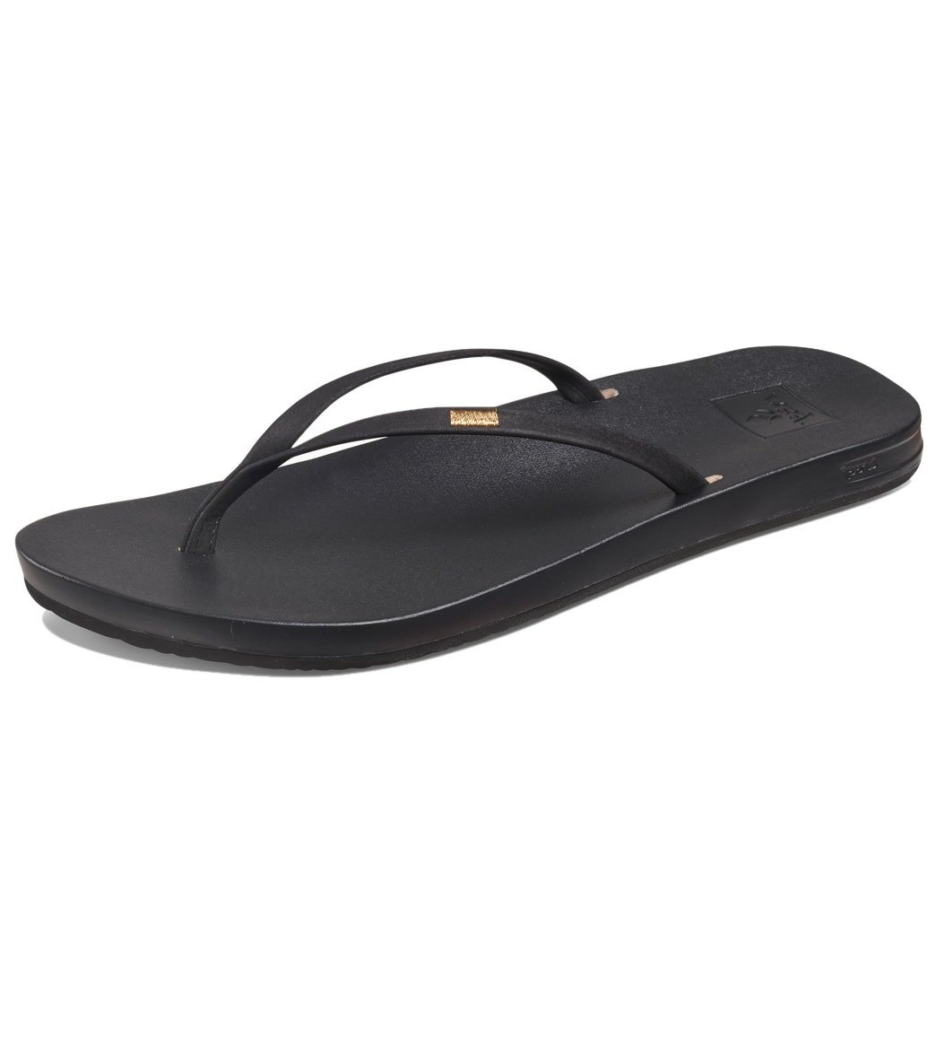 e35296866178 Reef Women s Cushion Bounce Slim Flip Flop at SwimOutlet.com