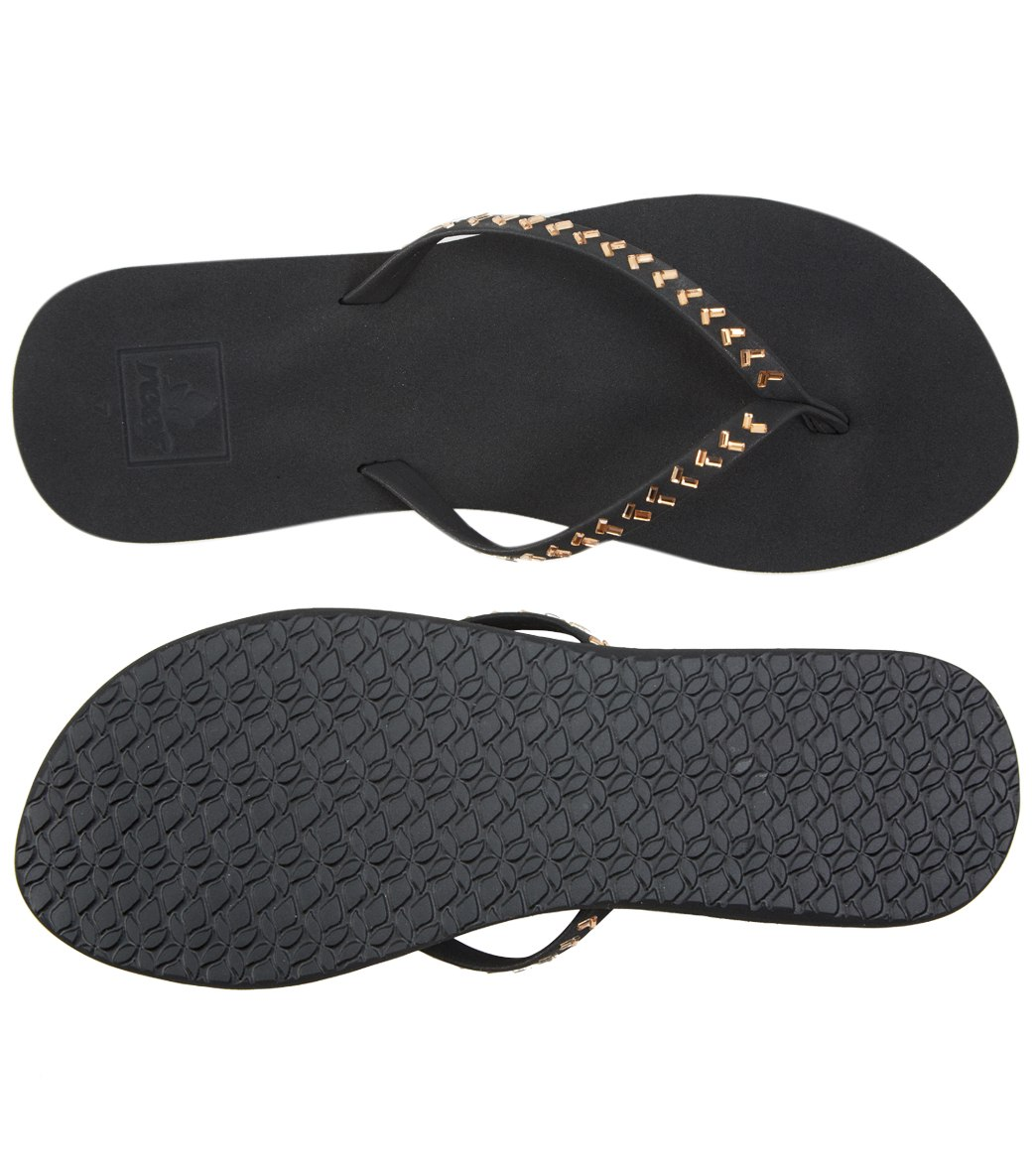 05cfa8d22d38 Reef Women s Bliss Embellished Flip Flop at SwimOutlet.com