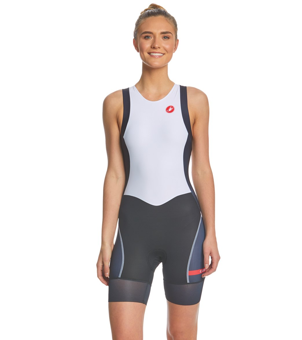 Women's Short Suit Race Castelli Distance v80mNnw