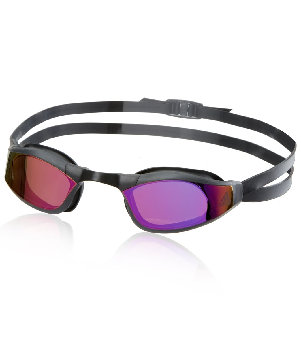 3920494b4e Adidas Persistar Race Mirrored Goggle at SwimOutlet.com