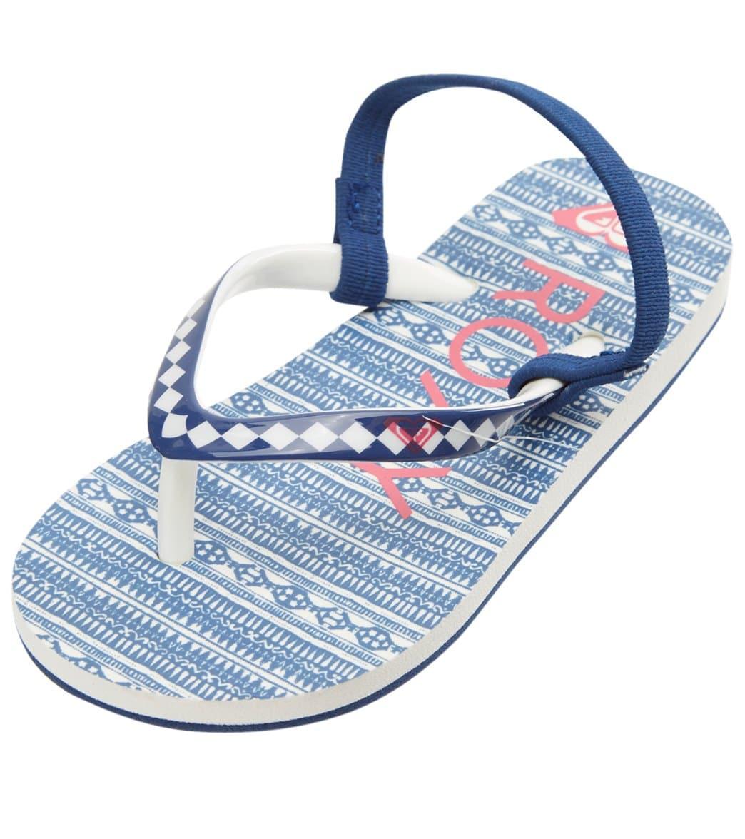 114e0c088cbfc7 Roxy Girls  Pebbles VI Sandal (Toddler) at SwimOutlet.com