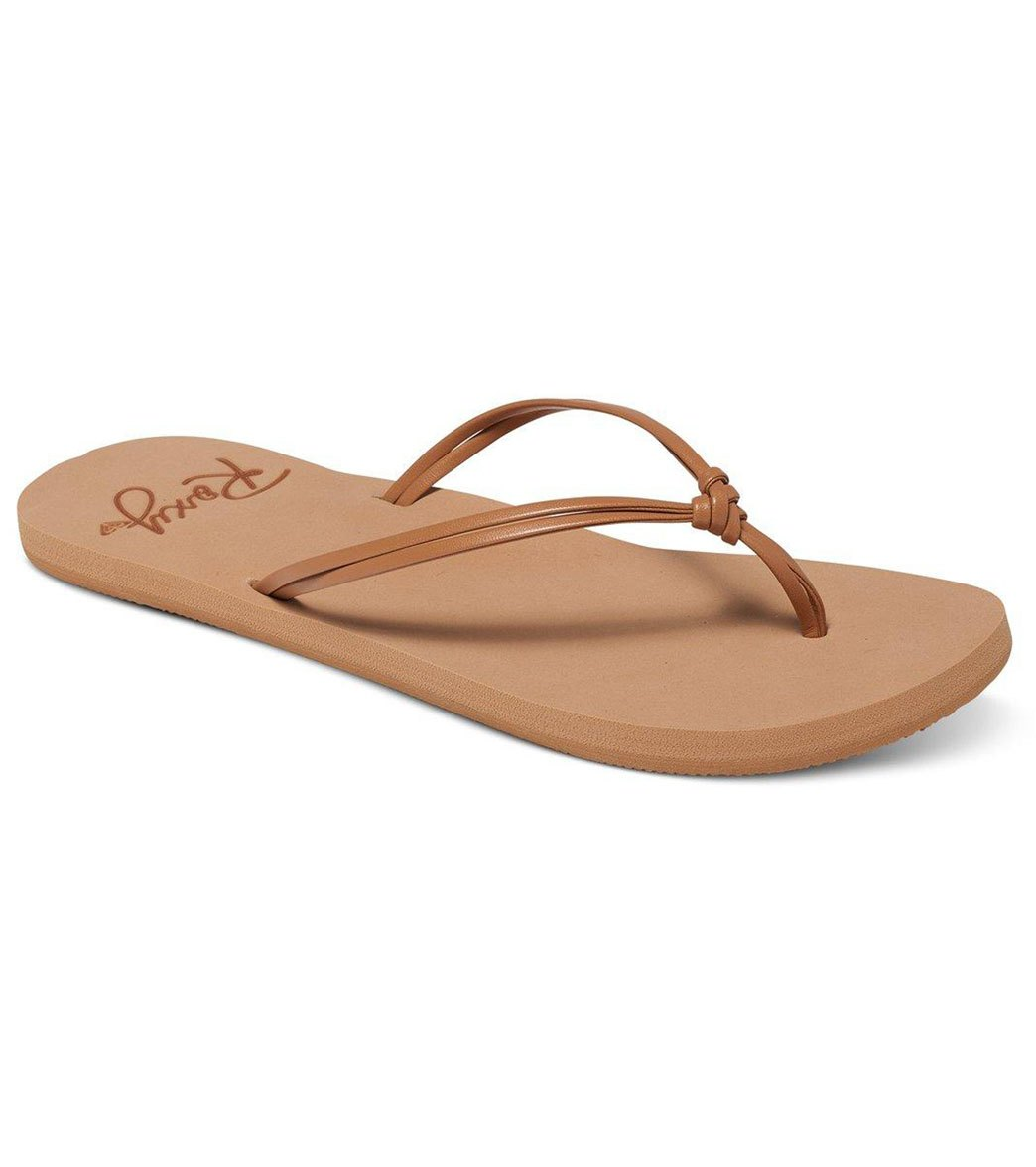 77815a7489b31b Roxy Women s Lahaina II Flip Flop at SwimOutlet.com