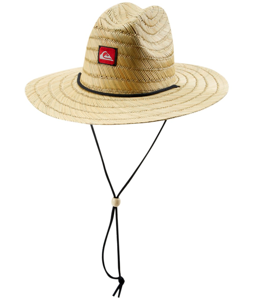 d189abbff2329c Quiksilver Boys' Pierside Lifeguard Hat at SwimOutlet.com