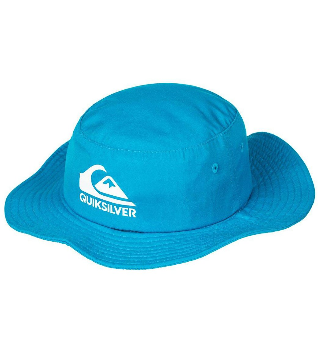 reputable site 0c9f2 85978 Quiksilver Boys  Gelly 4 Microfiber Bucket Cap (Infant) at SwimOutlet.com