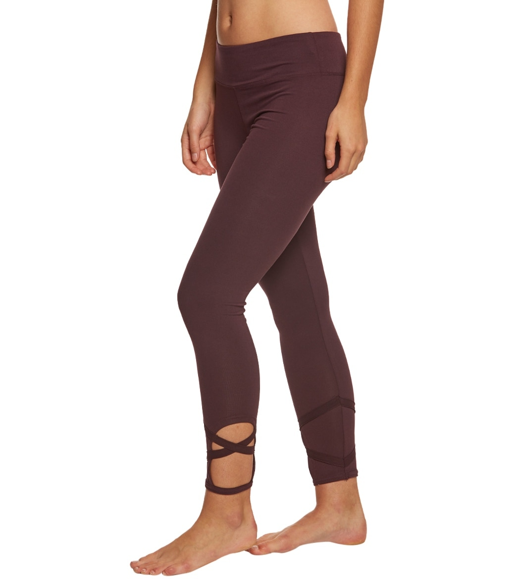 Trend Cutout Yoga Clothes At Fashion Big Size Valerie Stripe Pants Navy 3xl Balance Collection Strappy Leggings