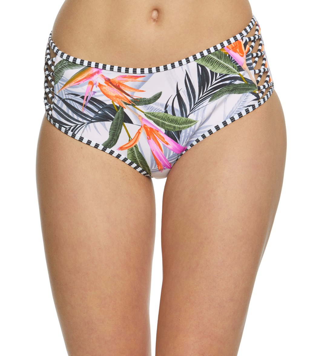 995a21b1bcc7f Body Glove Litz Retro Bikini Bottom at SwimOutlet.com - Free Shipping