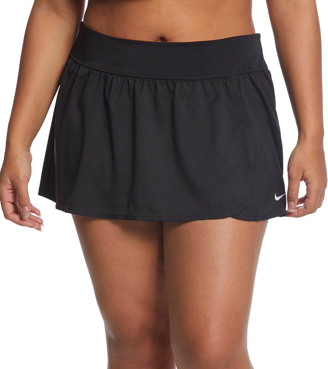 Nike Women s Plus Size Boardskirt Bottom at SwimOutlet.com - Free Shipping 5613e588dfcc