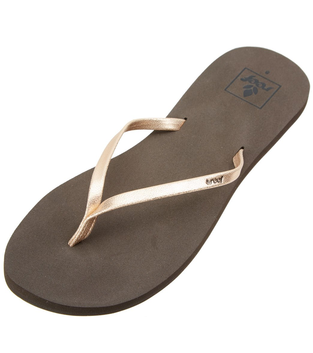 ce9b6aea71a4 Reef Women s Bliss Nights Flip Flop at SwimOutlet.com