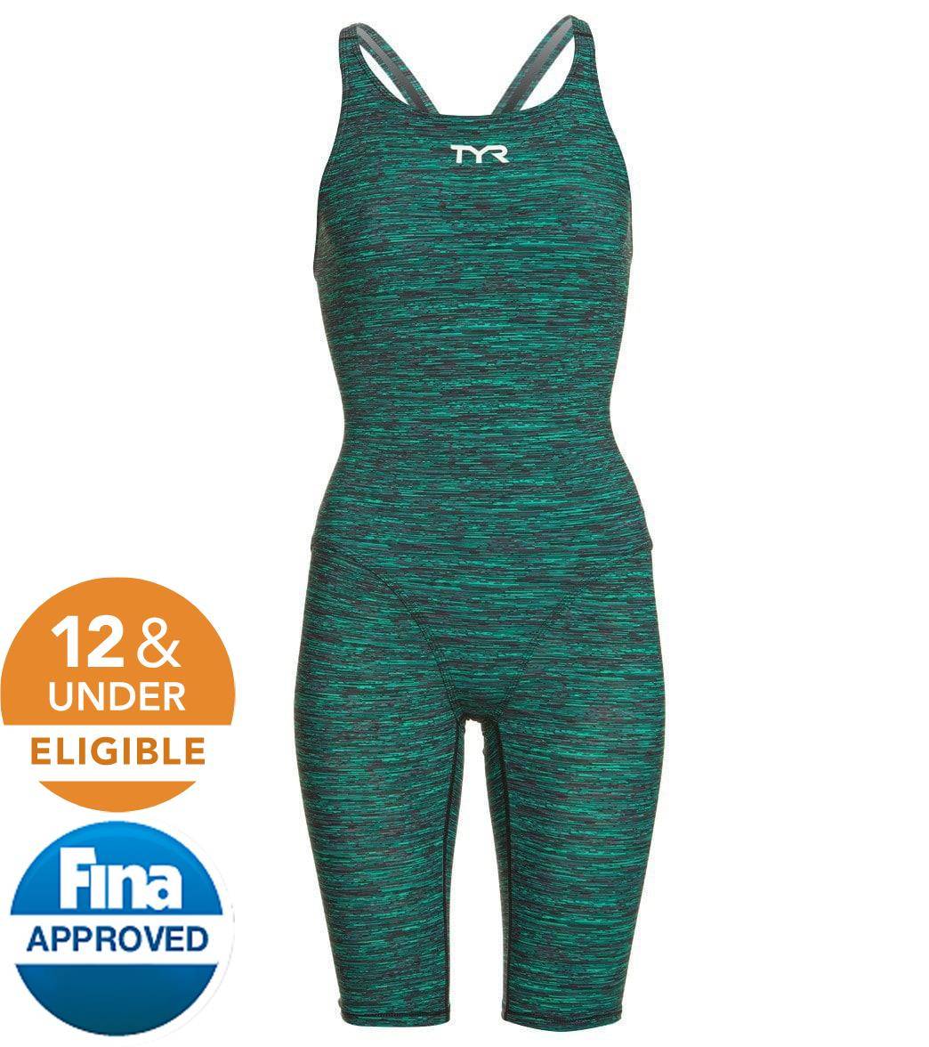 TYR Thresher women's budget tech suit