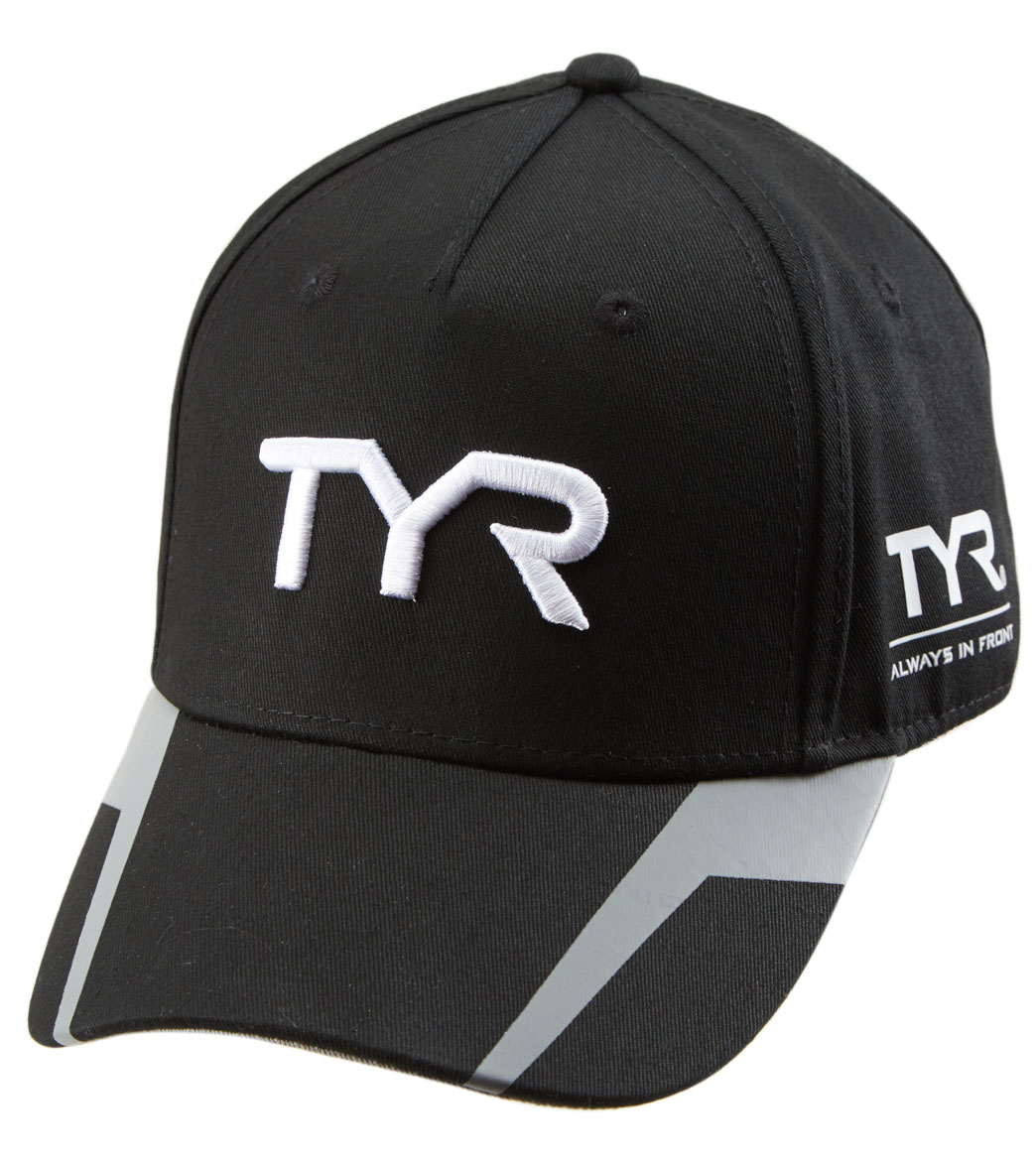 4d1bcd68e0ae3 TYR Always in Front Fast Track Adjustable Hat at SwimOutlet.com