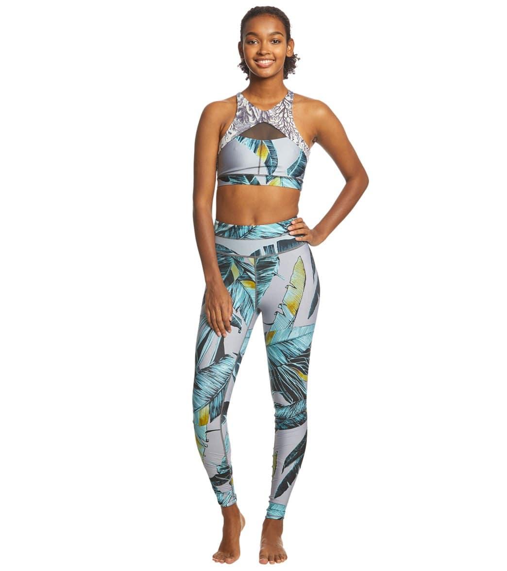 2ce327dffc Maaji Women s Inertia Tropic Emana Reversible Sports Bra at ...