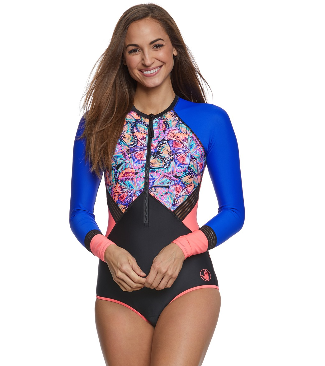 c6913db539 Body Glove Active Fly Surface Long Sleeve Paddle Suit at SwimOutlet.com -  Free Shipping