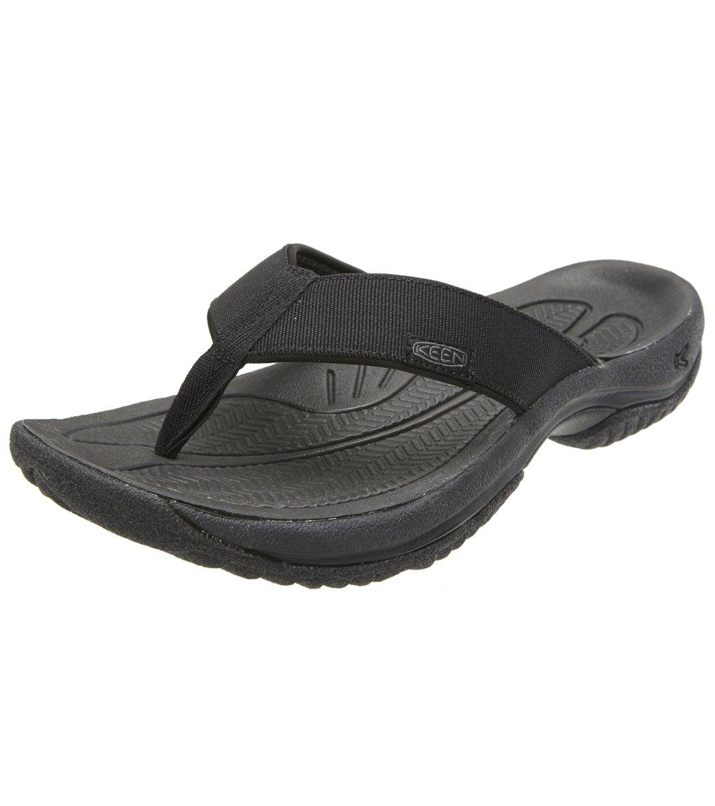 2a8a48d67d0cf5 Keen Men s Kona Flip Flop at SwimOutlet.com - Free Shipping
