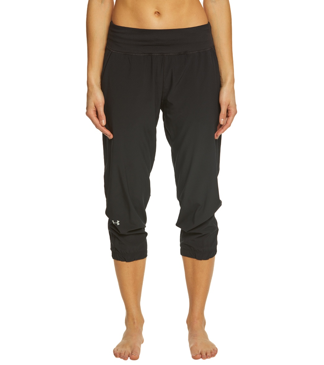 12711e760e Under Armour Women's UA HeatGear Sunblock 50 Pants