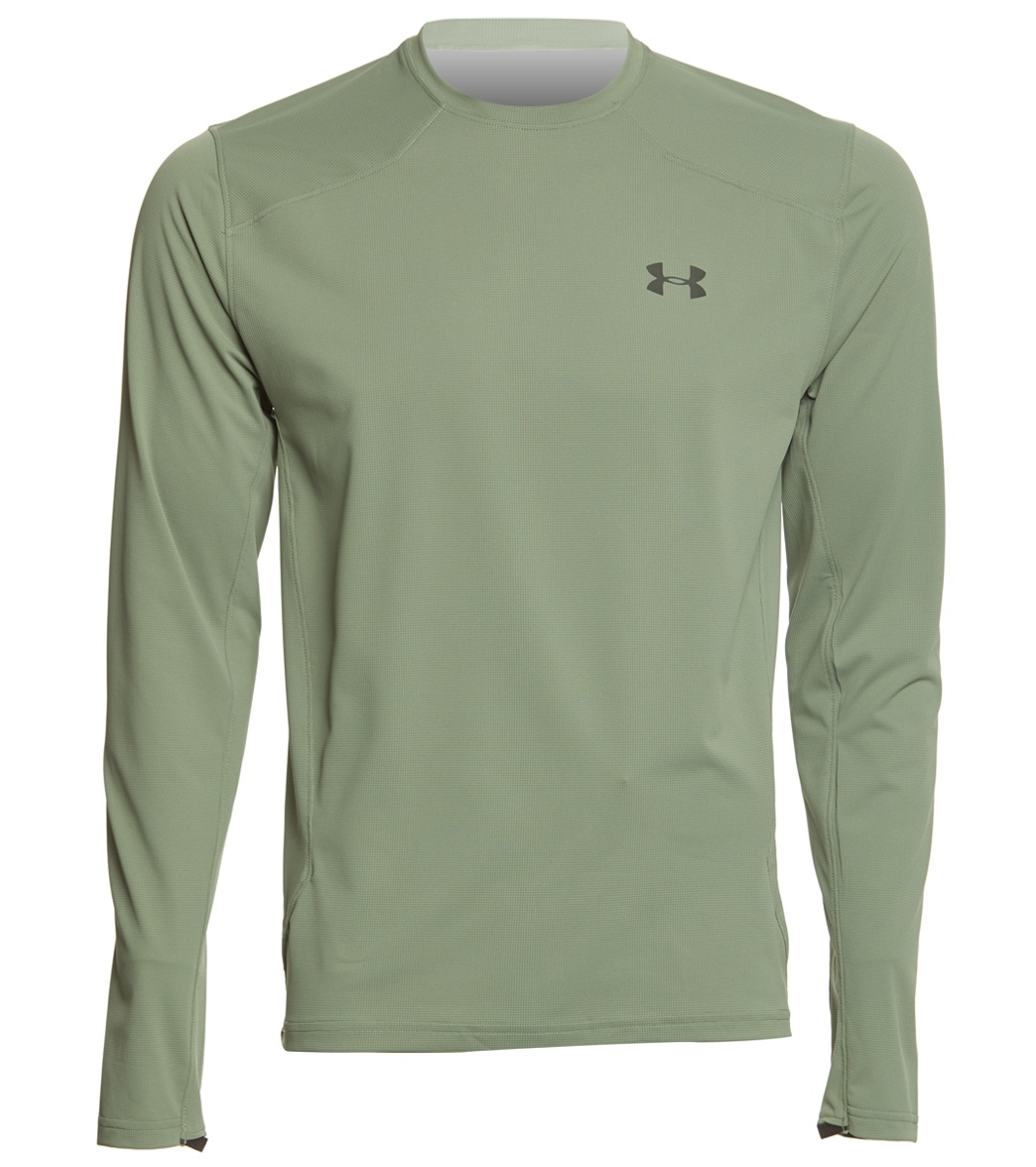 95cc12c91e4 Under Armour Men s UA Sunblock Long Sleeve Shirt at SwimOutlet.com - Free  Shipping