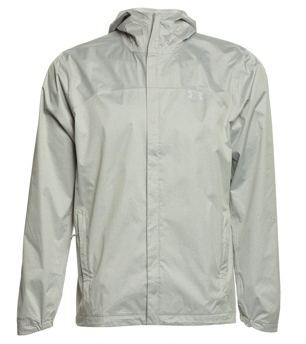 a158f63b54a4 Under Armour Men s UA Overlook Jacket at SwimOutlet.com - Free Shipping