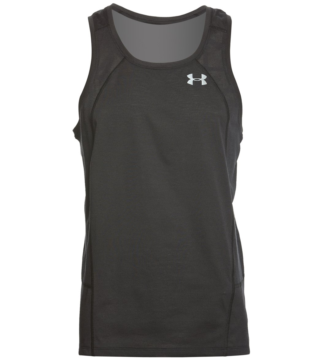 af60d2c940 Under Armour Men s Threadborne Swyft Singlet at SwimOutlet.com