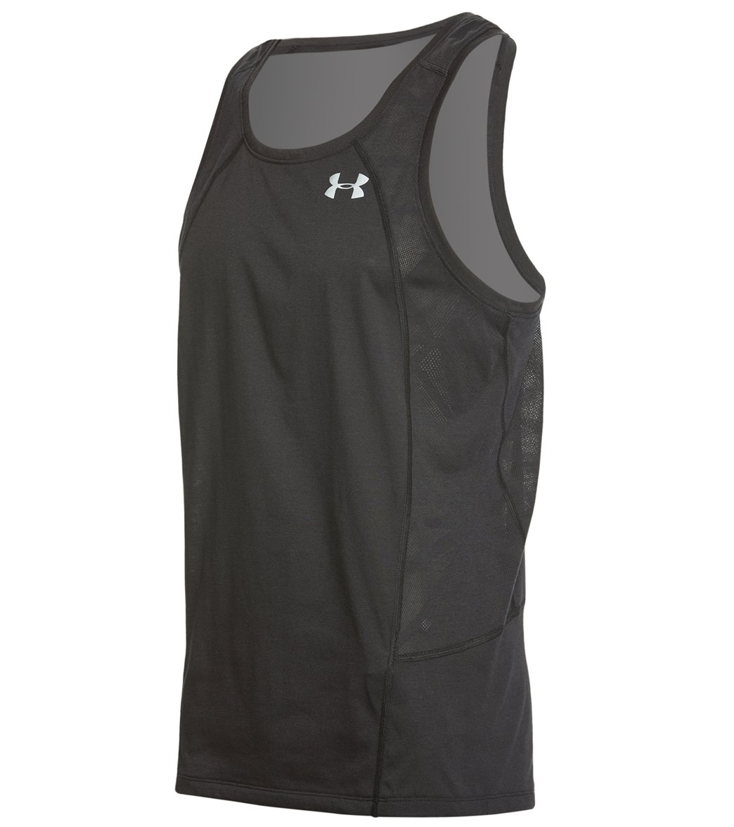 cacdd24870e9a Under Armour Men s Threadborne Swyft Singlet at SwimOutlet.com