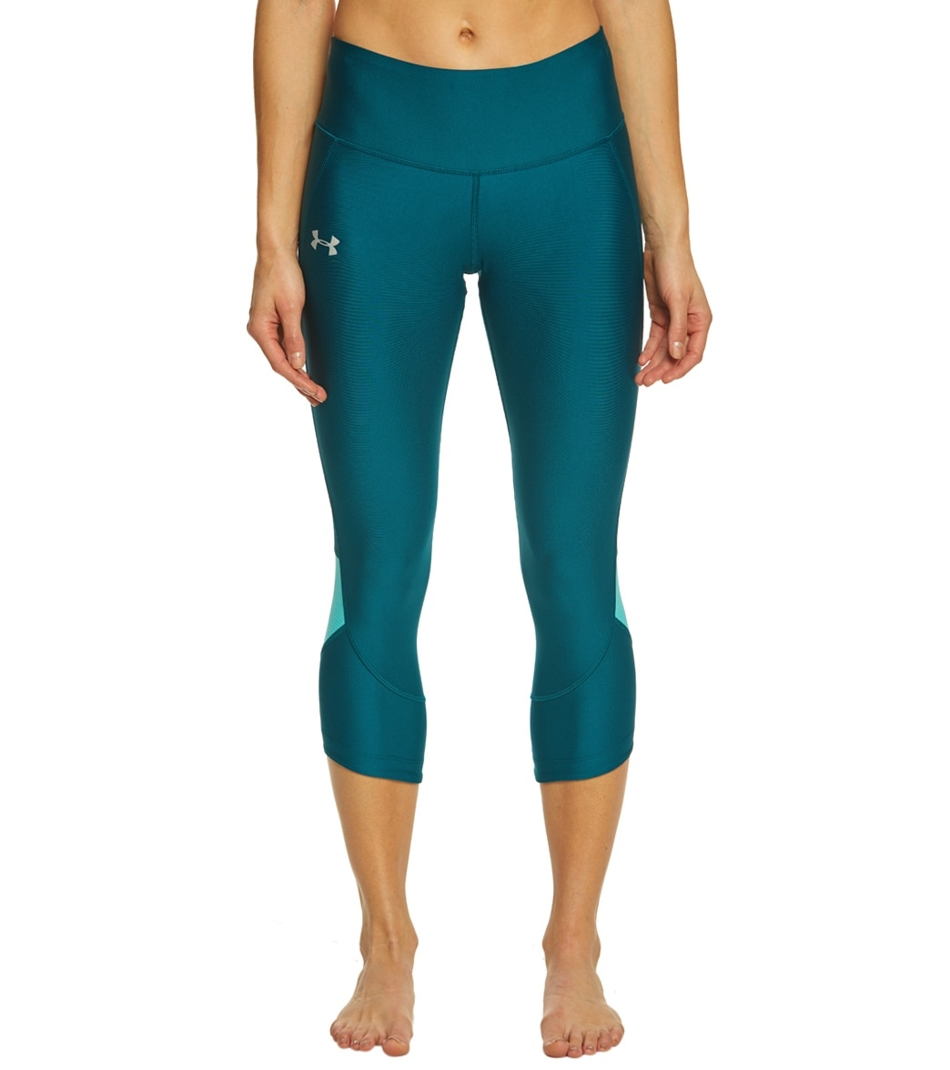 2912aeafd9da7 Under Armour Women's Armour Fly Fast Capri at SwimOutlet.com - Free Shipping