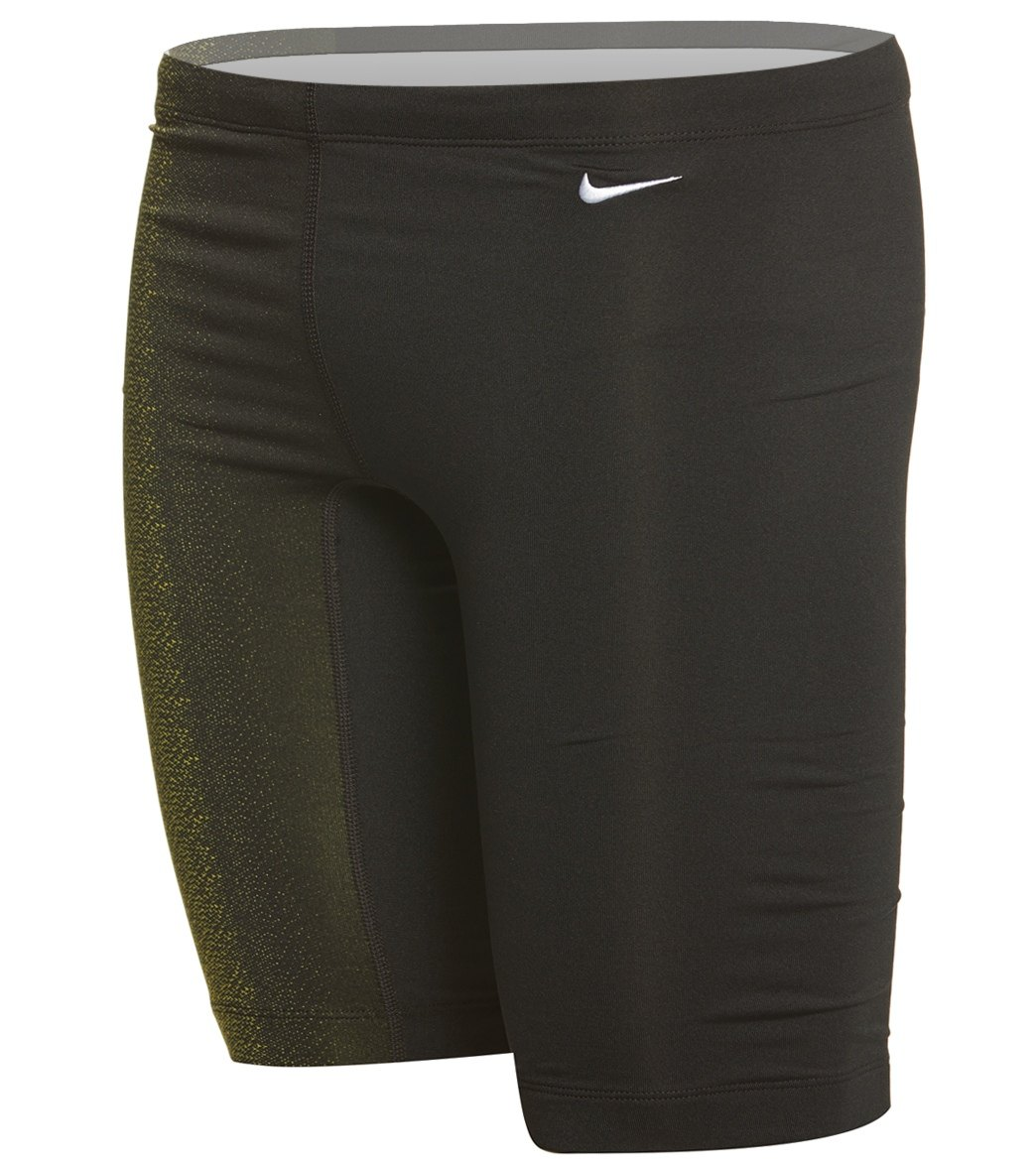 3e6954a81c5 Nike Men's Fade Sting Jammer Swimsuit at SwimOutlet.com - Free Shipping