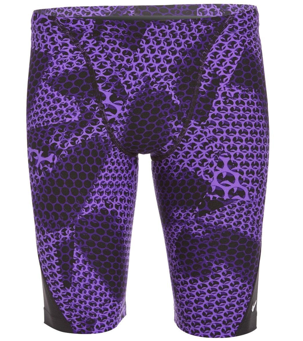 b635c5fe24 Nike Men's Nova Spark Jammer Swimsuit at SwimOutlet.com - Free Shipping