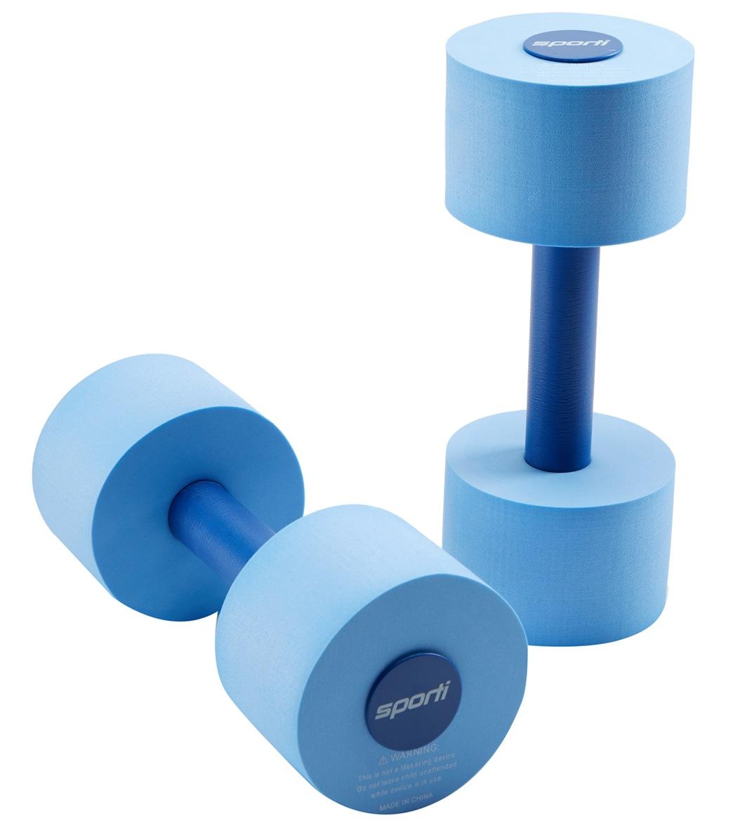 Sporti Aquatic Fitness Light Dumbbells