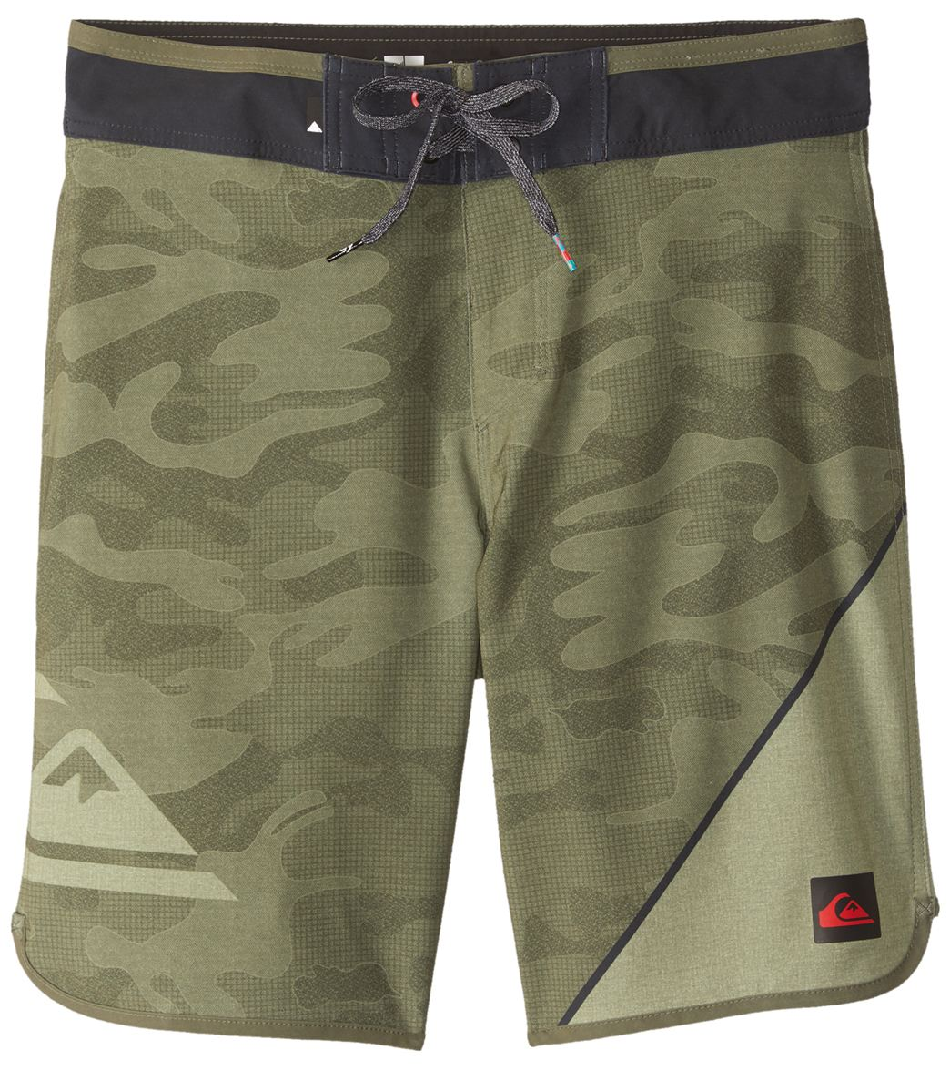 9cc189a48b Quiksilver Men's New Wave Everyday 20 Boardshort at SwimOutlet ...
