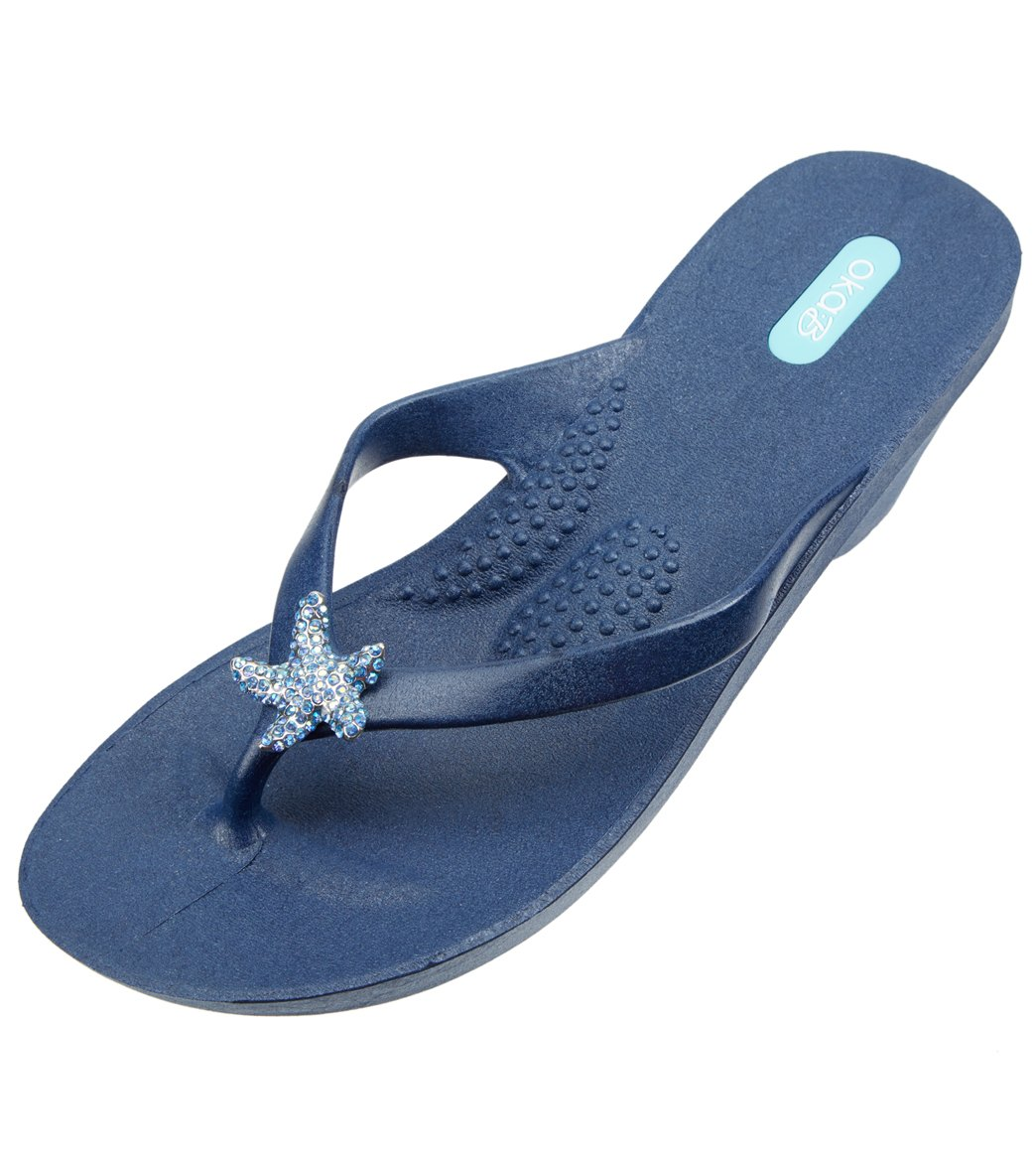 f6aef59d38af Oka-B Women s Estee Flip Flop at SwimOutlet.com