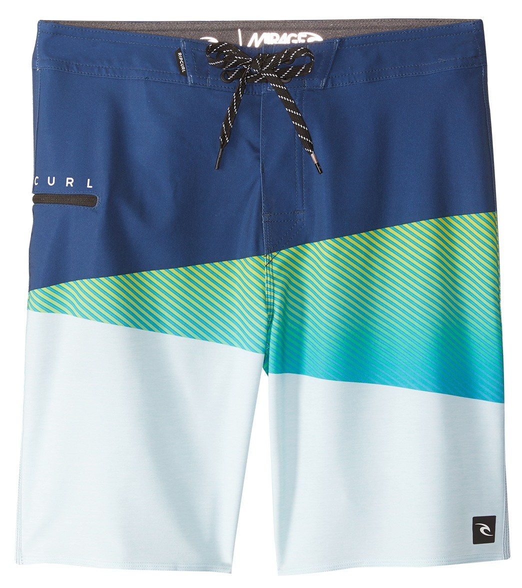 1719579f8399 Rip Curl Men's Mirage Wedge Boardshort at SwimOutlet.com - Free ...