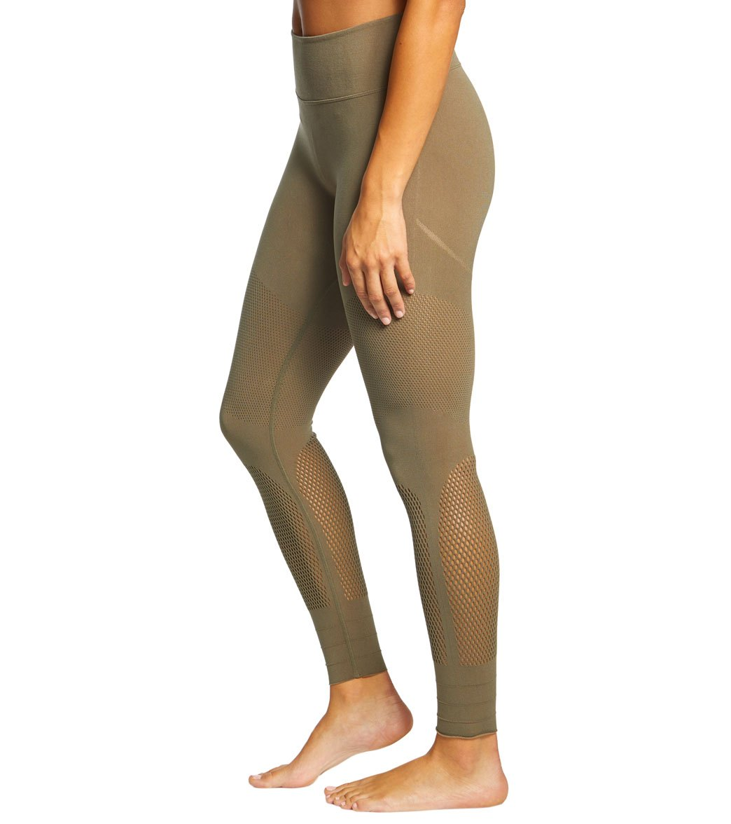 9c3673331d05c0 Free People Movement Sculpt Mesh Seamless Yoga Leggings at ...