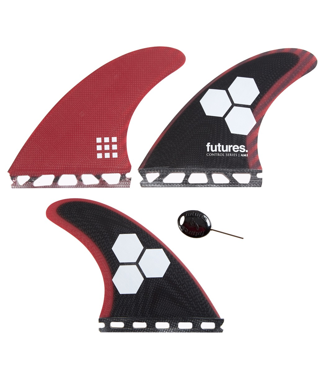 8ecf38e5be Future Fins Control Series AM1 Thruster Fin Set