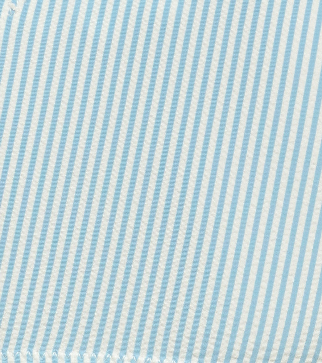 9089830cd3 Jessica Simpson Cotton Candy Stripe One Shoulder Bikini Top at ...