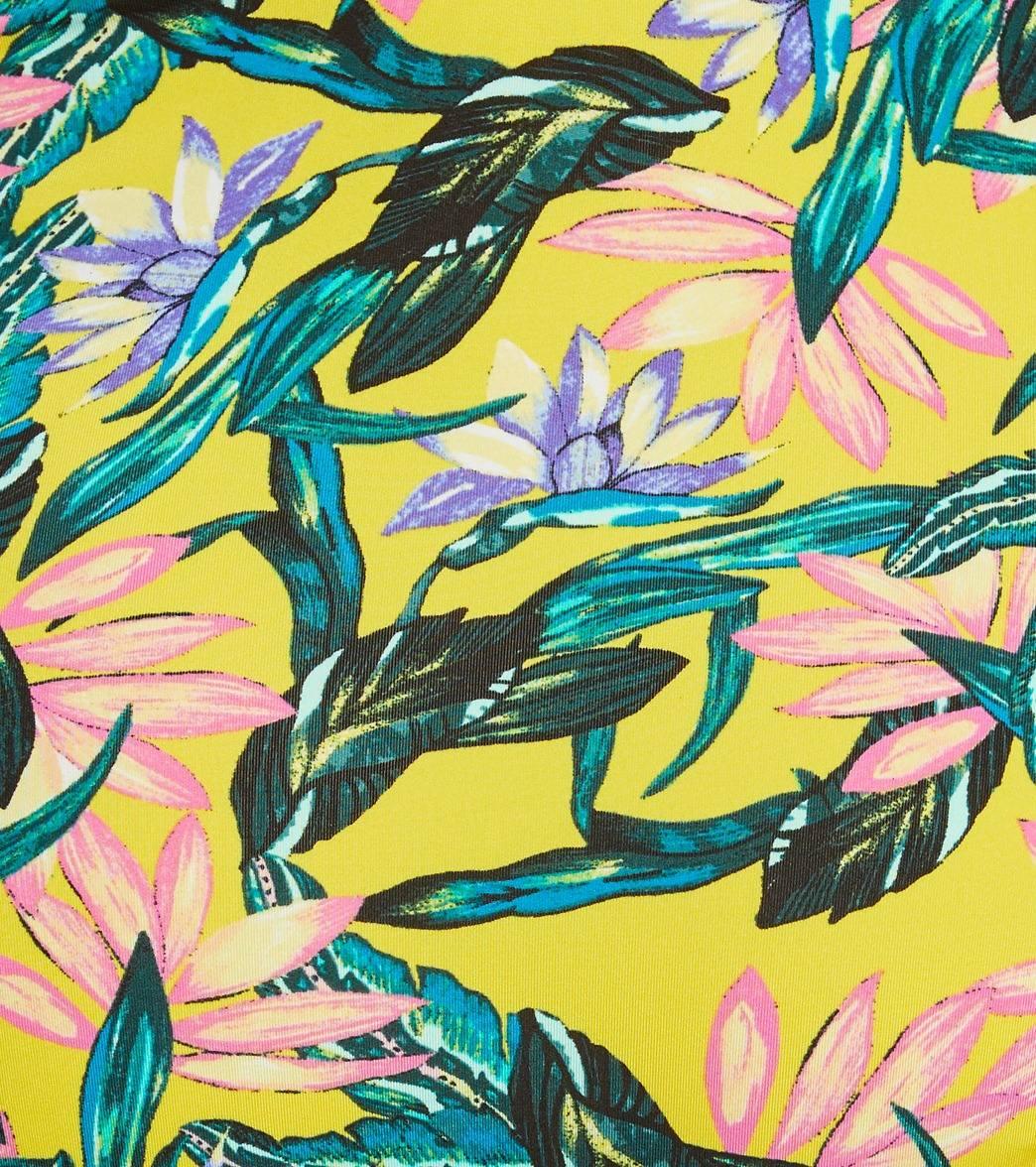 36bb9eb03da9a Jessica Simpson Lanakai Plunge One Piece Swimsuit at SwimOutlet.com ...