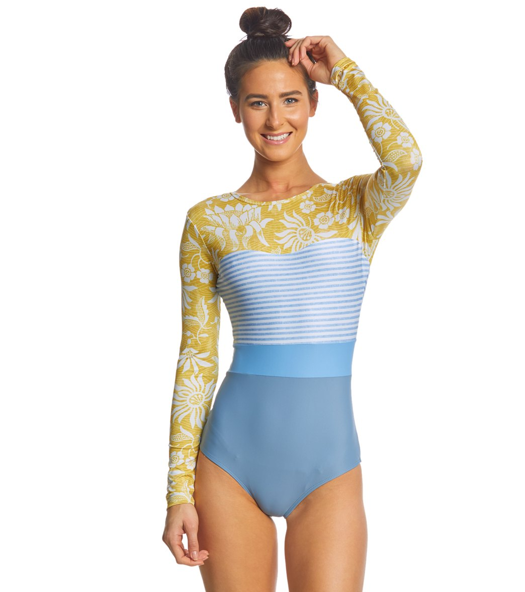 c20f29f0d9 Seea Fiori Hermosa One Piece Swimsuit at SwimOutlet.com - Free Shipping