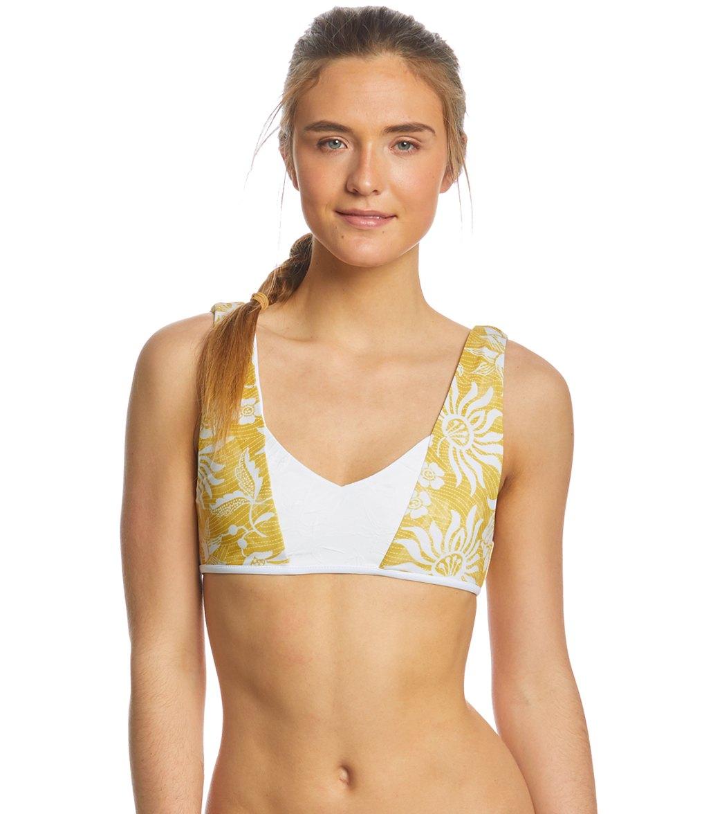 07e574e21c329 Seea Bamboo Milos Reversible Bikini Top at SwimOutlet.com - Free Shipping